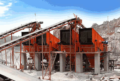 Granite Crushing And Screening Line In Norway