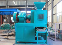 China Briquetting Machine Briquetting Press Drying