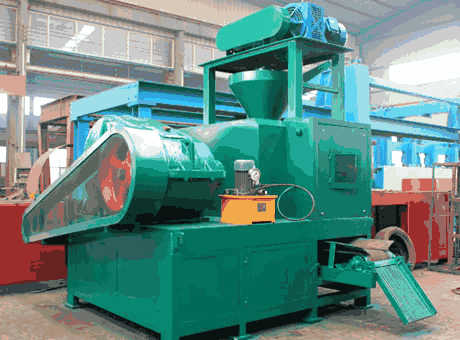 Dry Powder Briquette Makerbriquette Machinehenan