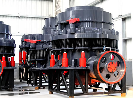 Operation And Maintenance Manuals For Cone Crusher