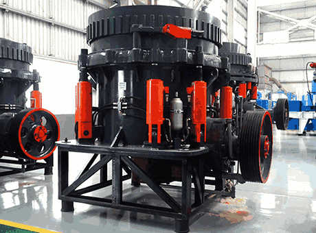 Hst Cone Crusher Single Cylinder Hydraulic Cone Crusher