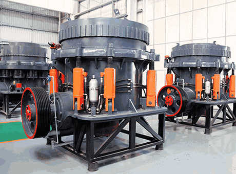 Cone And Mantle For Crusher Plant