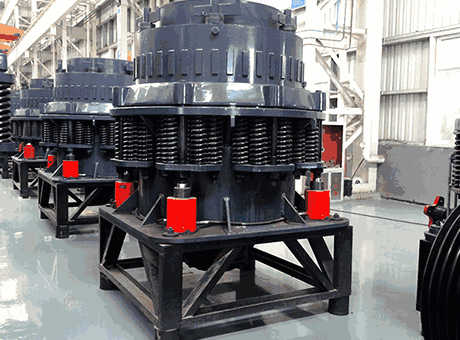 Lubrication System Of The Cone Crusher