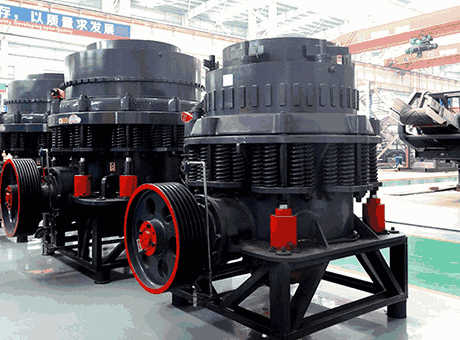 Differences Between Singlecylinder Hydraulic Cone Crusher