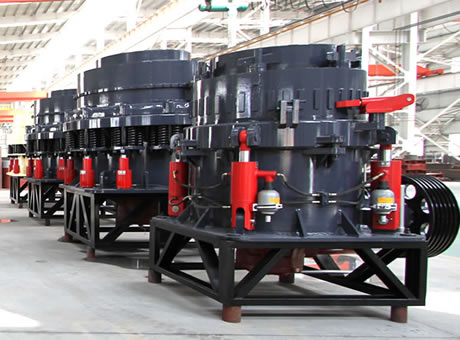 High Production Efficiency Small Scale Spring Cone Crusher