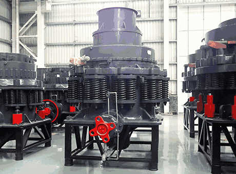 Cone Crusher  Jxsc Machine