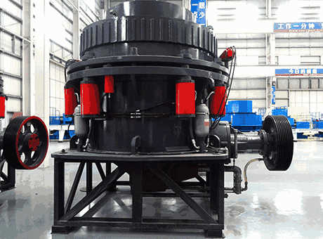 Cone Crusher And Vsi Series For Secondary Or Tertiary