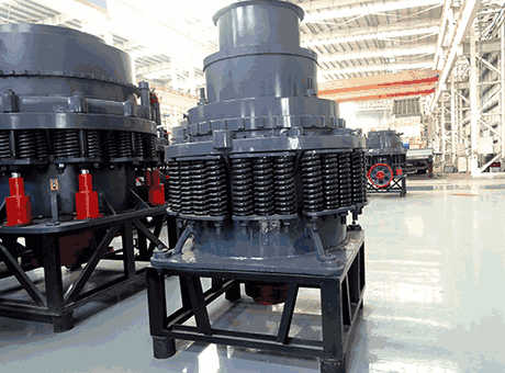 Cone Crusher Stone Rock Crusher Machine  Jxsc Mining