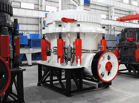 Cone Crusher And Hydrocone
