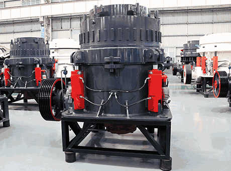 Hcs Series Single Cylinder Hydraulic Cone Crusher