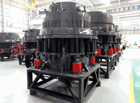 Hcs Hydraulic Cone Crusher For Quartz