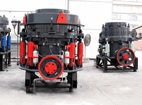 Ft Cone Crusher Hydraulic Console