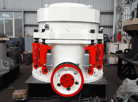 Fintec Trackmounted Secondary Cone Crusher  Heavy