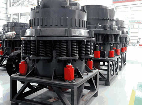 Spare Part For 2 Ft Cs Cone Crusher