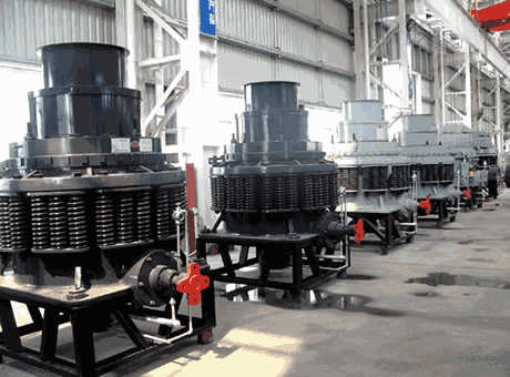 Aplikasi Mesin Hcs90 Type Cone Crusher