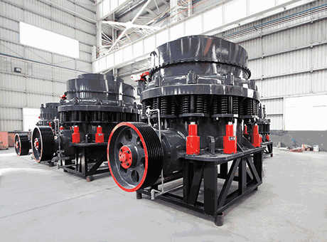 Mantle Cone Crusher