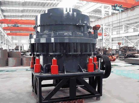 Pdf Manual Cone Crusher Pys B  Wembley Primary School
