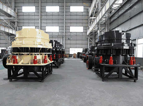 4ft And 5ft Pys B Cs Cone Crusher  Hpls Heavy Machinery