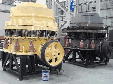 Zenith Compound Cone Crusher  Diligence