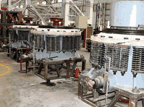 Image Of Hydraulic Cone Crusher 2