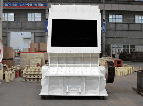 4043t Impact Crusher  Screen Machine Industries