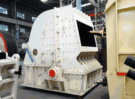 Willpactor Primary Impact Crusher  Williams Crusher