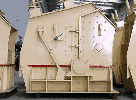 Impact Crusher  Gold Ore Crusher