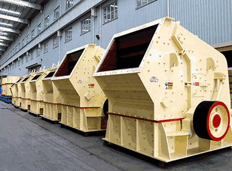 Impact Crusher For Sale California