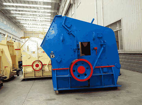 Hot Sale Tungsten Ore Crush Used Impact Crusher