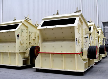High Capacity Makes Impact Crusher