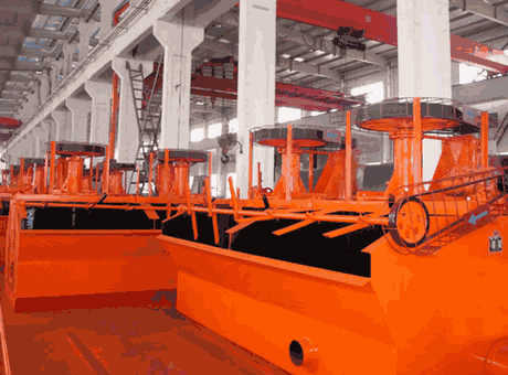Sulfide Copper Ore Froth Flotation Plant With Of Two