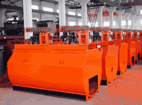 China Flotation Cell Supplier Knock Mining Machine