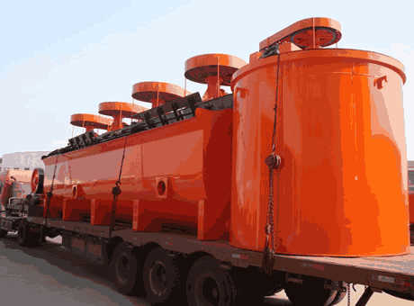 High Quality Ore Flotation Machine Flotation Cells