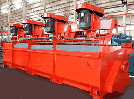 Gold Ore Mineral Mining Machinery Flotation Cell