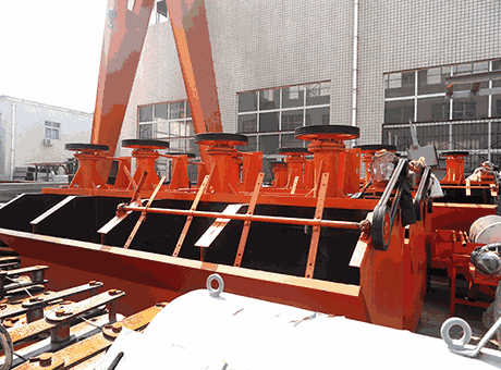India Small China Flotation Separating Production Line