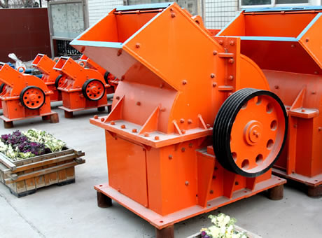 Iron Ore Ring Hammer Coal Crushers  Vetura Heavy