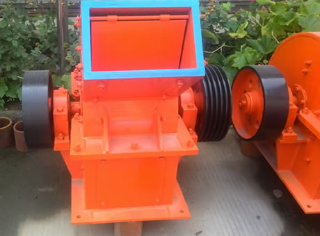 Briquette Press Machine Stone Rock Crusher