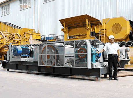 Crusher Machine Manufacturing
