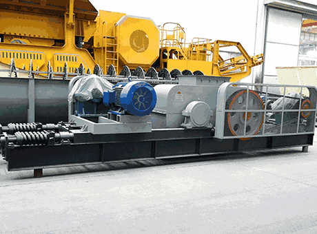 Mini Asphalt Crusher Machine