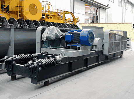 Crusher For Recycling Of Aggregates From Concrete