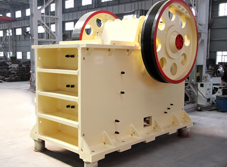 Jaw Crusher Efficiency