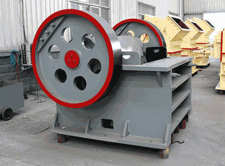 Owners Manual For The Braun Jaw Crusher  Products  Kefid