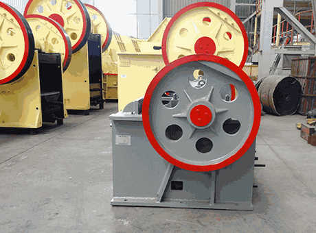 Jaw Crusher  Thyssenkrupp Industries India