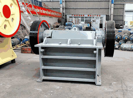 Jaw Crusherpew Jaw Crusher