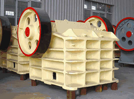 Bico Inc Chipmunk Jaw Crusher  Type Vd