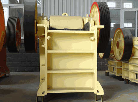 Jaw Crusher Ton An Hour  Jaw Crusher