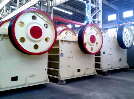 Jaw Crusher Rates With Specifications