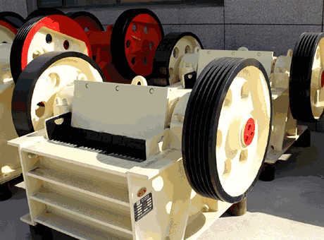 Jaw Crusher Components  Parts