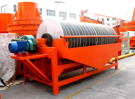 Magnetic Separation Processore Beneficiationflotation