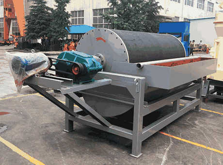 Titanium Ore Magnetic Separator For Sale China